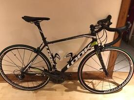 Almost new Look 566 Carbon Road bike