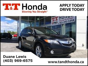 2014 Acura RDX Tech Pkg *No Accidents, Bluetooth, Backup Cam*