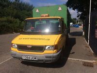 Ldv Convy van for sale 2001 tipper Ford transit gearbox and engine