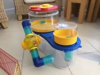 Hamster Cage & Accesories