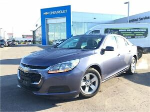 2015 Chevrolet Malibu LS One owner, accident free