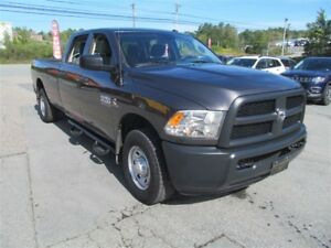2015 Ram 2500 ST 2WD 8' Box / Cummins Diesel 6 Spd / Low Km's