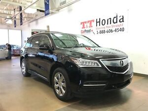 2014 Acura MDX Elite Package *Local SUV, No Accidents, New Tires