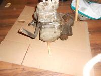 kawasaki kdx 125 engine