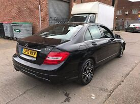 2013 MERCEDES-BENZ C250 CDI AMG SPORT PLUS AUTO SALVAGE LIGHT DAMAGED REPAIRABLE NT E250 C220 E220
