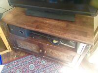 Wooden TV Unit/Cabinet.