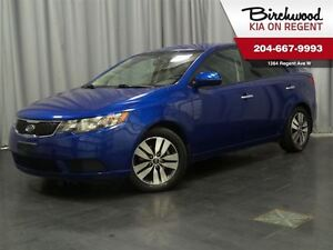2013 Kia Forte EX *Heated Seats\Bluetooth\Alloy Wheels*