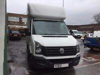 Luton Van, 2012, Diesel, LWB, Single rear wheel