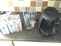 Tassimo Bosch and loads of pods