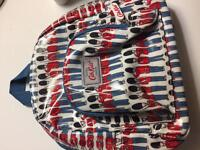 New Cath Kidston Kids Solider Print Backpack