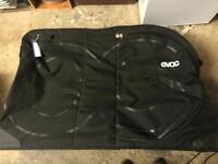 EVOC Bike Travel Bag with Road Bike Adapter