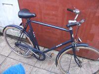 BSA vintage bicycle man's bike