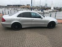 AUTOMATIC DIESEL Mercedes e320 , 55 plate