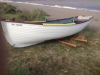 For Sale 16 ft beach Boat