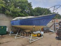 Varne 27 Sailing Yacht for sale