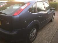 Ford Focus 2.0 TDCI Ghia with all the extras