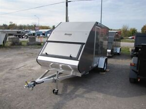 2017 Mission Trailers Single Sled Trailer MFS60X12 CROSSOVER Peterborough Peterborough Area image 2