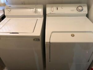 Kenmore Washer & Maytag Dryer
