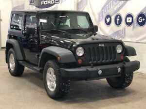 2009 Jeep Wrangler Trail Rated 3.6L