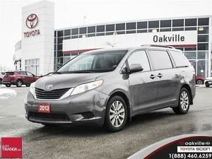 2013 Toyota Sienna LE AWD / 7-PASSENGER / POWER DOORS / POWER WI