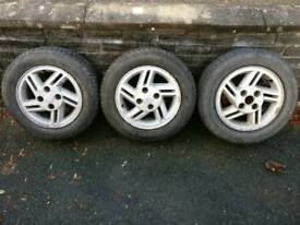 XR3i Wheels For Sale