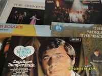LP VINYL RECORDS