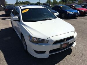 2008 Mitsubishi Lancer ES London Ontario image 7