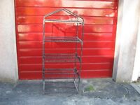 Storage unit for shed, car port - outhouse etc