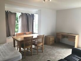 large studio flat in colindale/hendon Borders with parking, separate kitchen and bathroom,