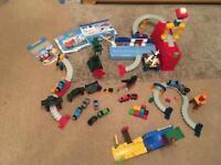 Thomas The Tank Engine and Friends Mega Blocs sets