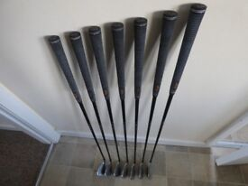 Callaway Irons used in pretty good condition