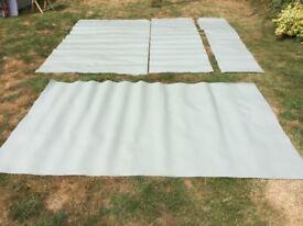 Harlequin Studio Dance Flooring , 4 pieces, light grey, vgc
