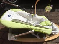 Graco baby bouncer seat