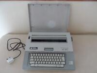 Vintage Smith Corona XD 4600 Electronic Portable Typewriter