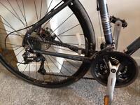 Trek Valencia Hybrid Bike - Cost £500 New