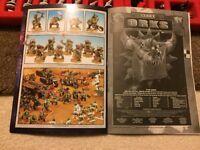 Warhammer 40k set in box