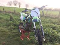 Kawasaki kx 85 2007 kx85 not ktm cr85 yz85 80 off road motorbike