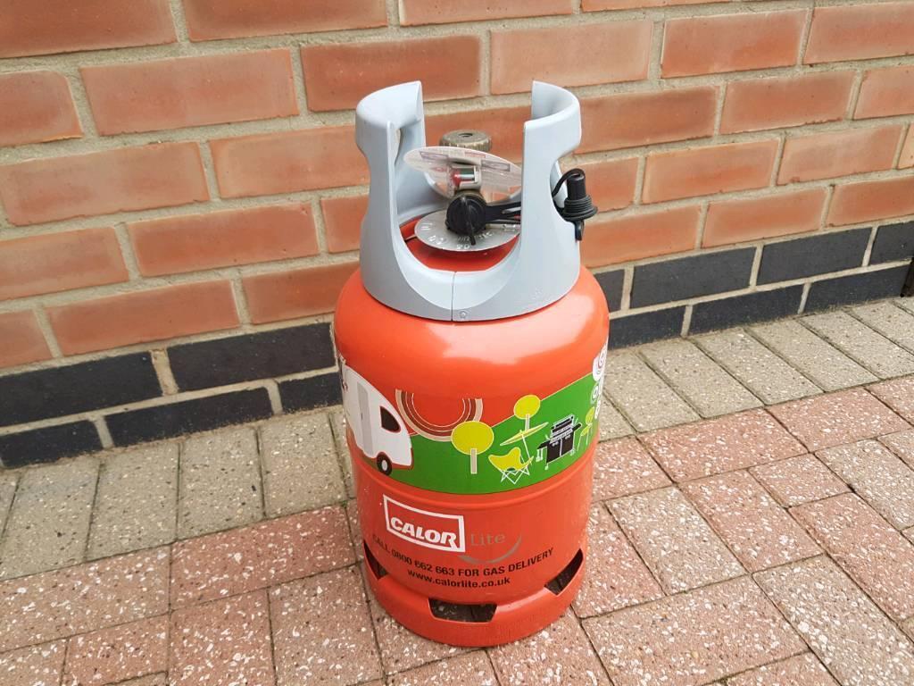 Calor Lite Calor gas bottle full 6kg