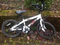 Apollo force 18 inch bike- Bmx style
