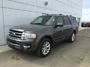 2015 Ford Expedition Limited 3.5 Ecoboost Navigation Moonroof an