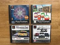 PlayStation 1 games. Ps1