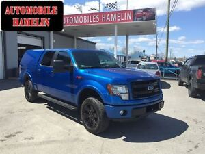 2013 Ford F-150 CUIR/SUEDE GPS TOIT MAGS