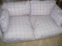 LILAC FLIP OUT SOFA BED, GREAT FOR KID'S ROOM, SLEEPOVERS