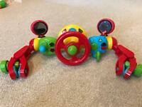 Early Learning Centre Lights & Sounds Steering Wheel