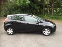 2010 '60' Ford Fiesta 1.25 Edge 1 Owner from new 71k Full Ford Service History Lovely car corsa