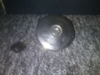 Classic mini fuel filler cap