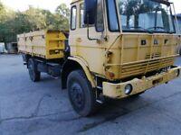 DAF 4X4 TRUCK