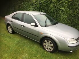 2003 Ford Mondeo TDCI