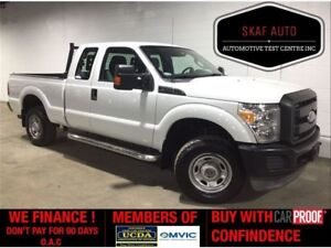 2012 Ford F-250 4X4! SHORT BOX! ONE OWNER! CLEAN CARPOOF!