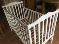 John Lewis cot for sale